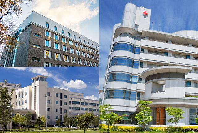 基幹病院・地域クリニックとの密な連携