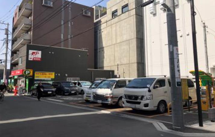 三井のリパーク 登戸駅前第6駐車場