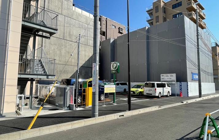 三井のリパーク 登戸駅前第7駐車場